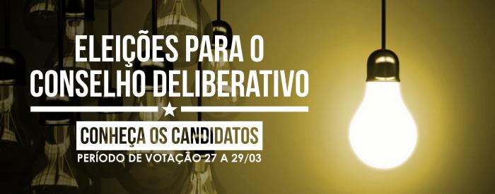 Campanha Eleitoral Conselho Deliberativo 2017