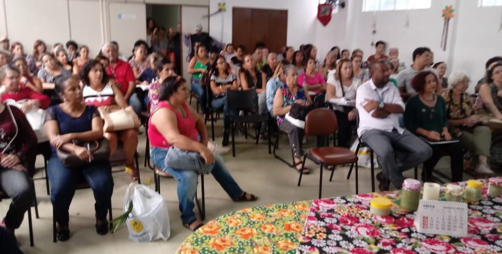 Plenaria Fórum Municipal de Economia Solidária